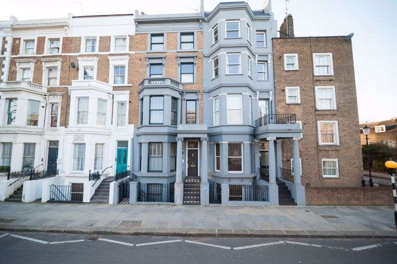 1 Bedroom Property for sale in Ladbroke Grove, London