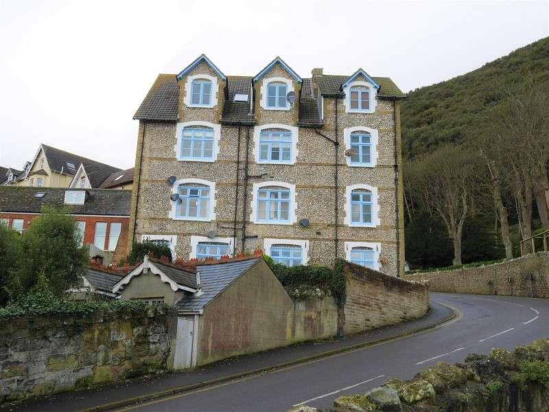 1 Bedroom Studio Flat for sale in 84 Mitchell Avenue, Ventnor, Isle Of Wight. PO38 1DU