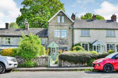 3 Bedrooms Terraced House for sale in Earl Sterndale, Buxton, Derbyshire