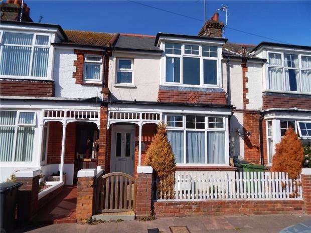 4 Bedrooms Terraced House for sale in Desmond Road, Eastbourne, East Sussex