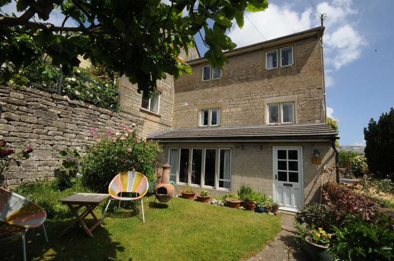 3 Bedrooms Semi Detached House for sale in Silver Street, Chalford Hill, Stroud, GL6 8QG