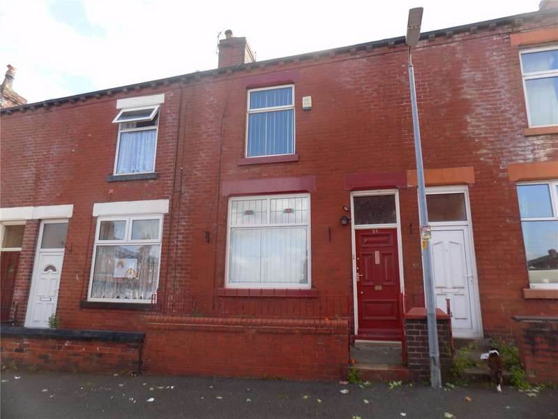 2 Bedrooms Terraced House for sale in Thorpe Street, Bolton, Greater Manchester, BL1