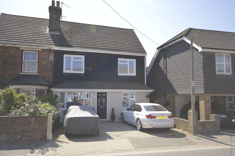 8 Bedrooms Semi Detached House for sale in Stoke Road, Hoo, Rochester, Kent, ME3