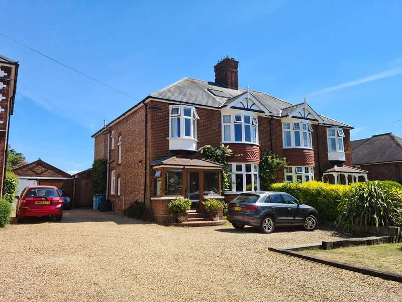 4 Bedrooms Semi-detached Villa House for sale in Flitwick Road, Ampthill, Bedfordshire, MK45