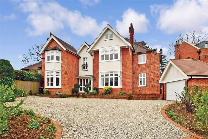 6 Bedrooms Detached House for sale in Ollards Grove, , Loughton, Essex