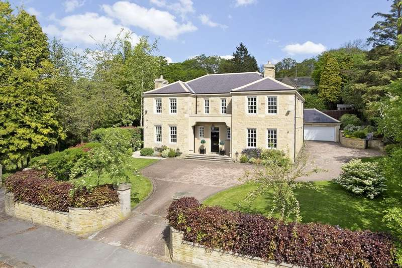 4 Bedrooms Detached House for sale in Gill Bank Road, Middleton, Ilkley