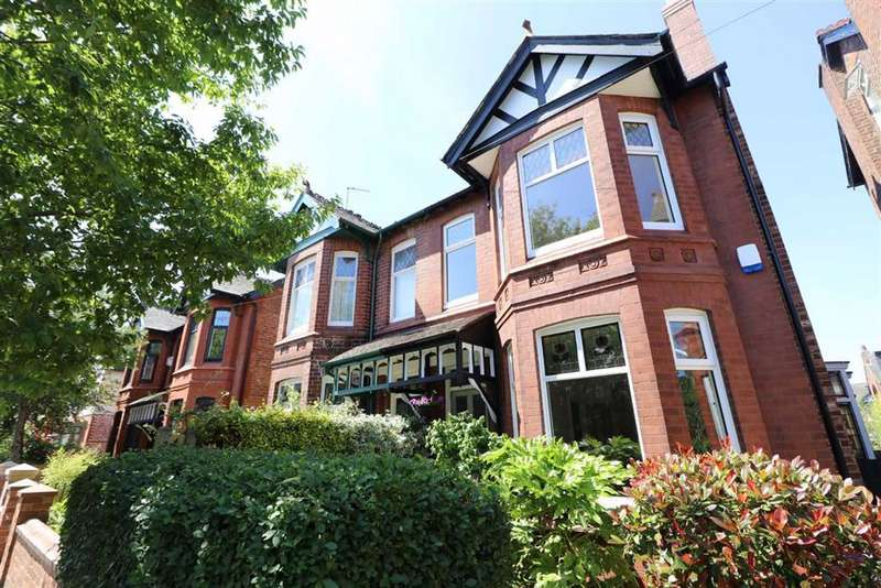 5 Bedrooms Semi Detached House for sale in Dartmouth Road, Chorlton, Manchester, M21