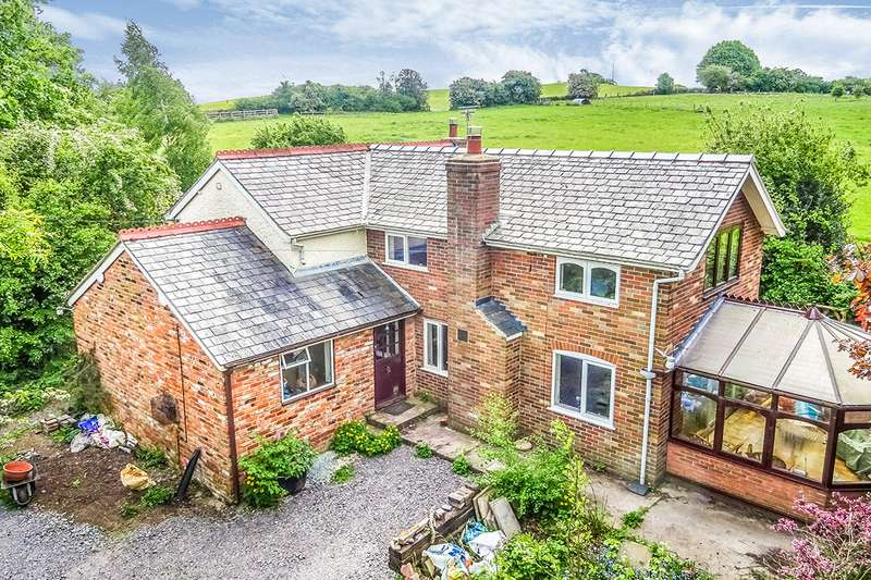 3 Bedrooms Detached House for sale in Stanwardine In The Fields, Baschurch, Shrewsbury, Shropshire, SY4