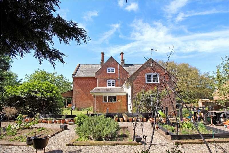 5 Bedrooms Farm Commercial for sale in Hazels Lane, Near Blythburgh, Suffolk, IP17