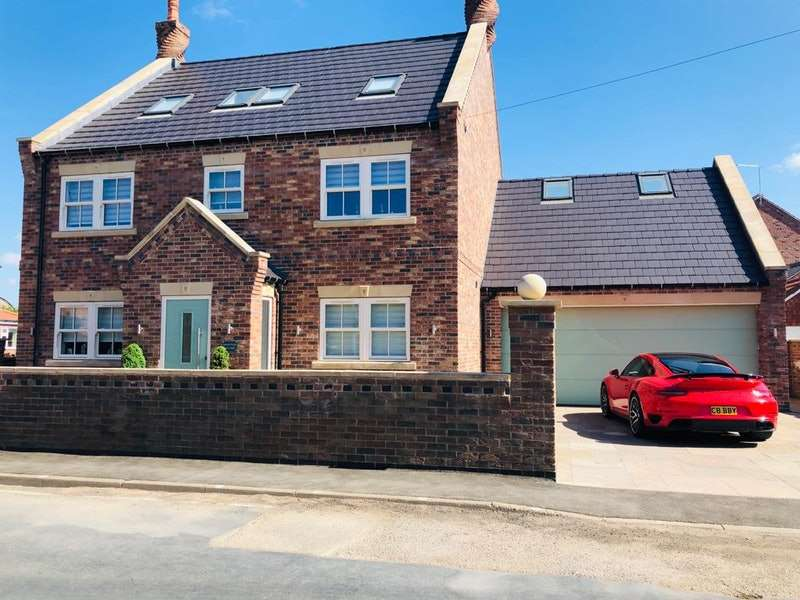 5 Bedrooms Detached House for sale in Main Street, Asselby, South Yorkshire, DN14