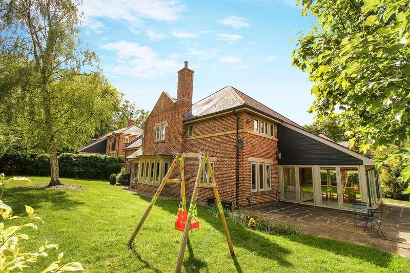 4 Bedrooms Detached House for sale in Hartford Hall Estate, Northumberland