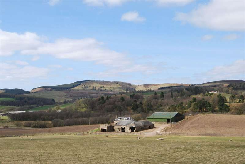 2 Bedrooms House for sale in Lot 1 Cowhillock, Glenquiech, Forfar, Angus, DD8
