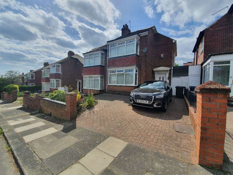3 Bedrooms Semi Detached House for sale in Coventry Gardens, Newcastle upon Tyne