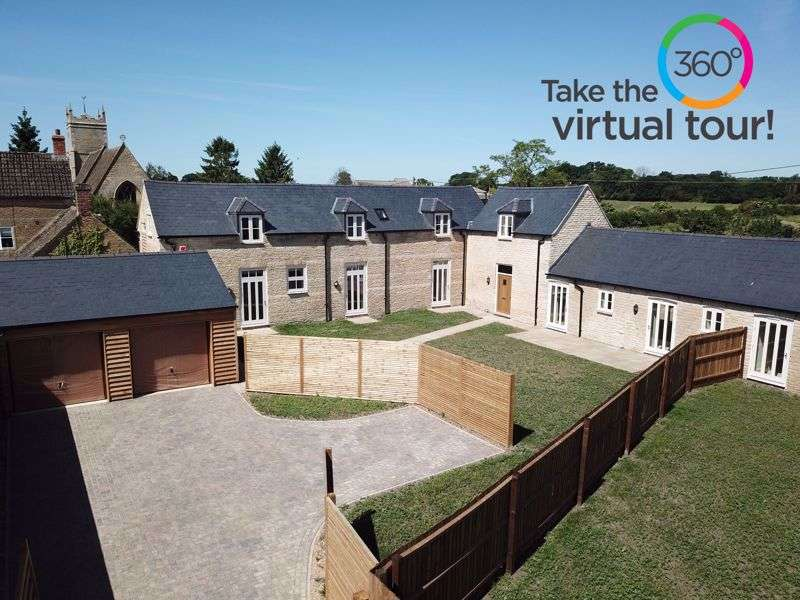 4 Bedrooms Property for sale in Stowe Road, Stamford