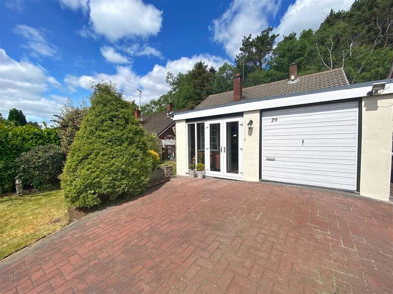 3 Bedrooms Bungalow for sale in Rugeley Road, Hednesford