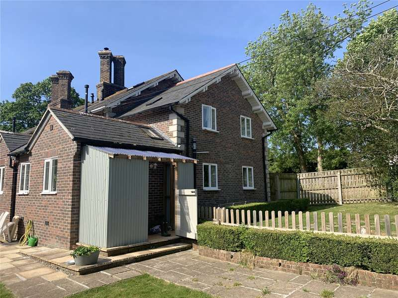 4 Bedrooms Semi Detached House for sale in Higher Kingston Russell Cottages, Kingston Russell, Dorchester, DT2