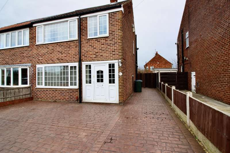 3 Bedrooms House for sale in St Davids Drive, Scawsby, Doncaster