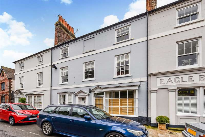 5 Bedrooms Terraced House for sale in Tarrant Street, Arundel