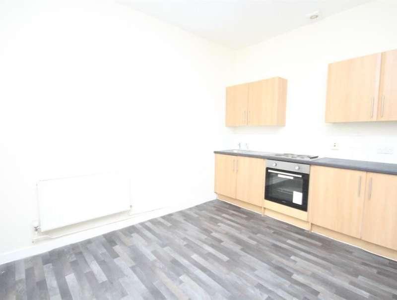 2 Bedrooms Flat for rent in c Bewicke Road, Wallsend
