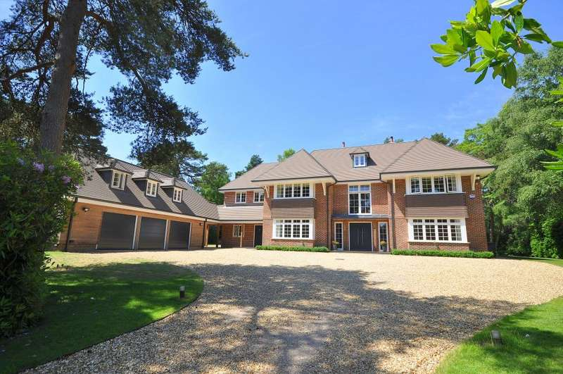 7 Bedrooms Detached House for sale in Avon Castle, Ringwood, BH24 2BB