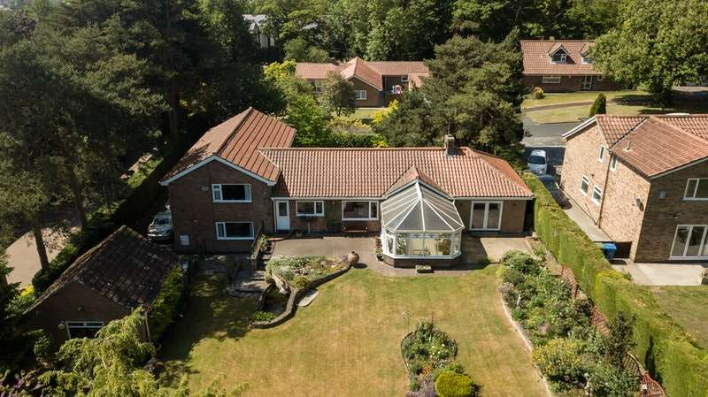 4 Bedrooms Detached House for sale in Hall Walk, Welton, East Yorkshire, HU15