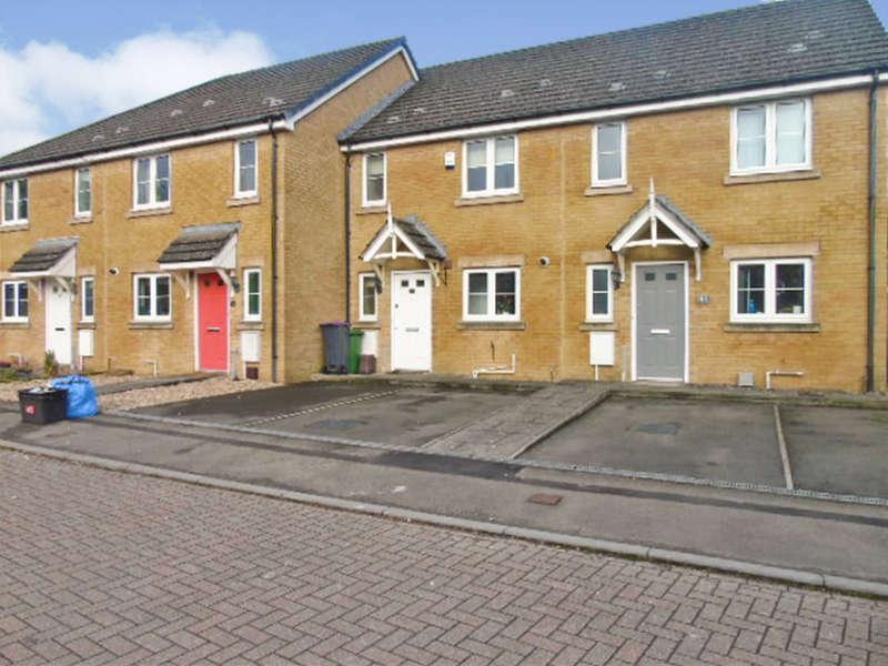 3 Bedrooms Terraced House for sale in Stonebridge Park, Croesyceiliog, Cwmbran