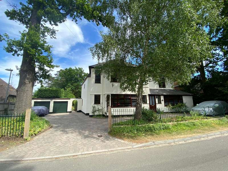 6 Bedrooms Detached House for sale in Ravenswood Avenue, Crowthorne, Berkshire, RG45
