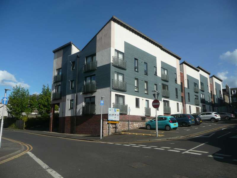 1 Bedroom Ground Flat for sale in Back Wynd, Queen Street, Forfar, Angus, DD8 3AQ