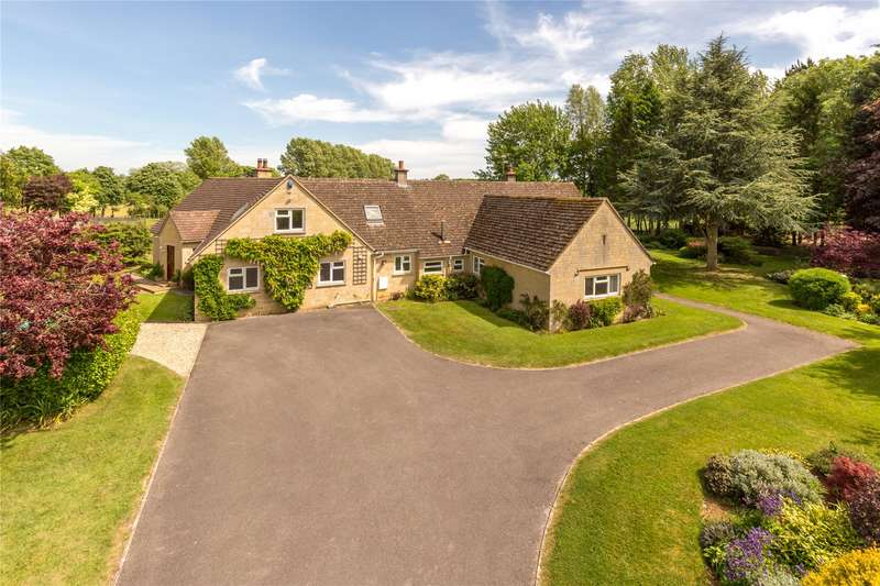 6 Bedrooms Detached House for sale in Bushey Close Cottages, Poffley End, Hailey, Witney, Oxfordshire, OX29
