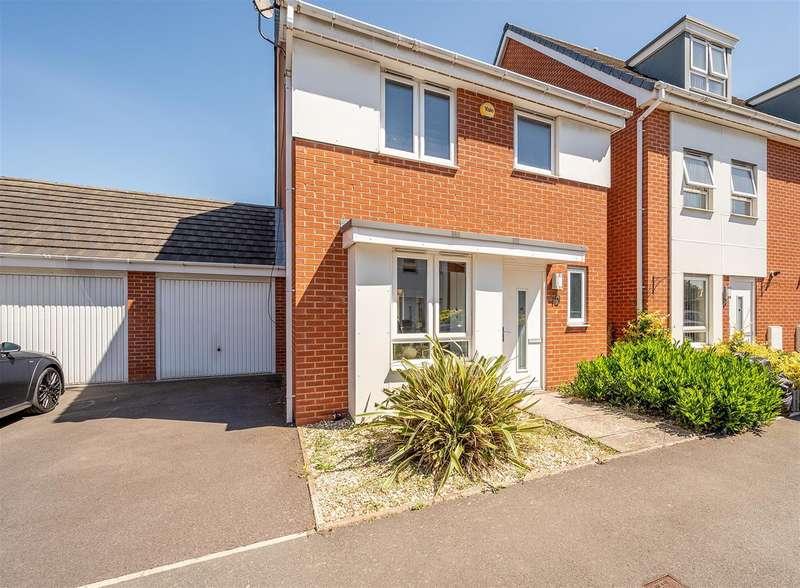 3 Bedrooms Link Detached House for sale in Tibbetts Road, Cradley Heath, B64 5DW
