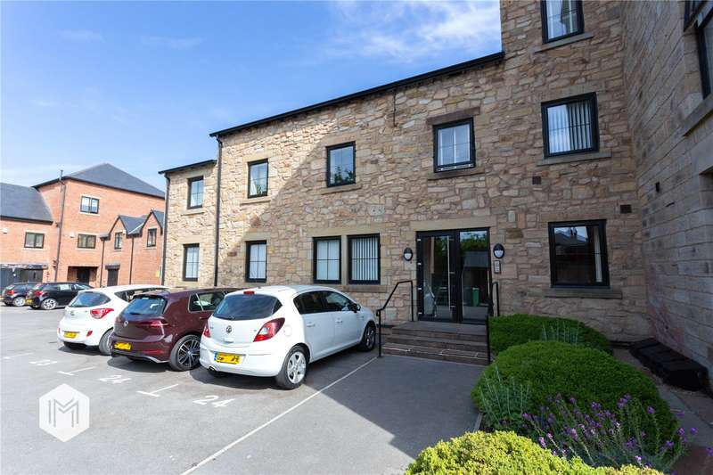 2 Bedrooms Flat for sale in Old Brewers Court, 681 Walmersley Road, Bury, Greater Manchester, BL9