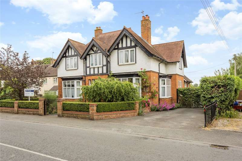 4 Bedrooms Detached House for sale in Main Street, South Littleton, Evesham, Worcestershire, WR11