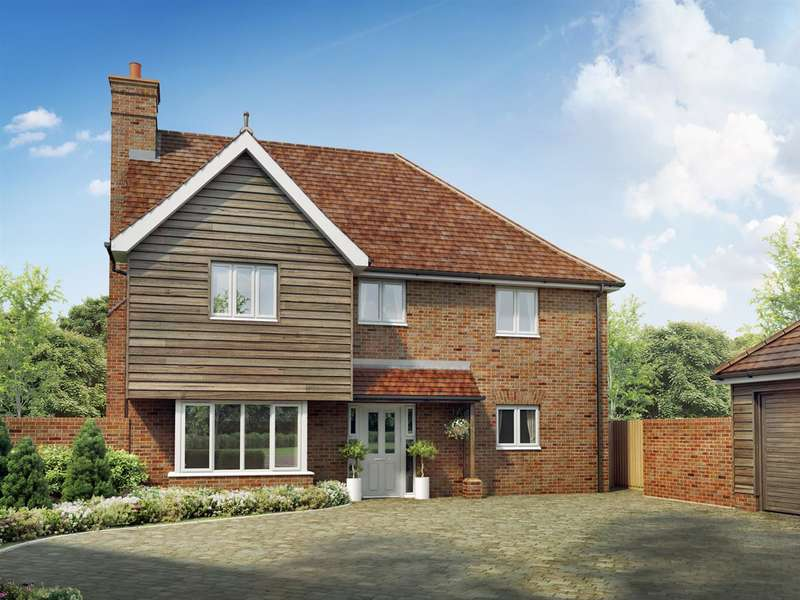 5 Bedrooms Detached House for sale in The Fern, Radstone Gate, Thorn Lane, Stelling Minnis
