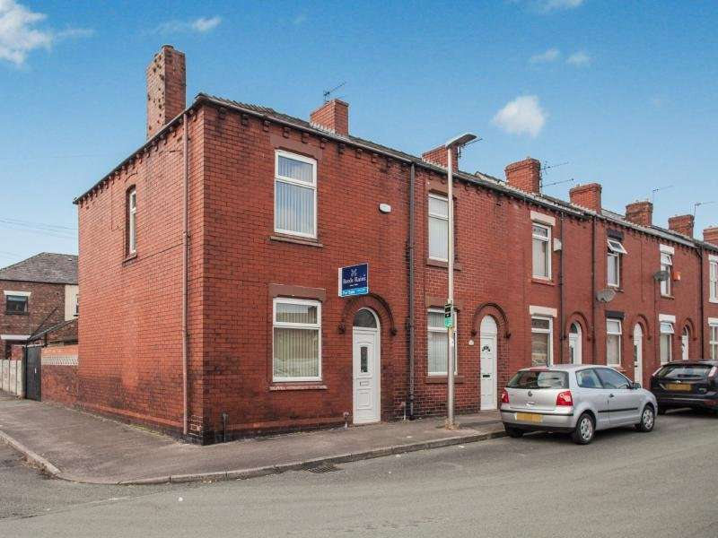 2 Bedrooms End Of Terrace House for sale in Brindley Street, Wigan, Greater Manchester, WN5
