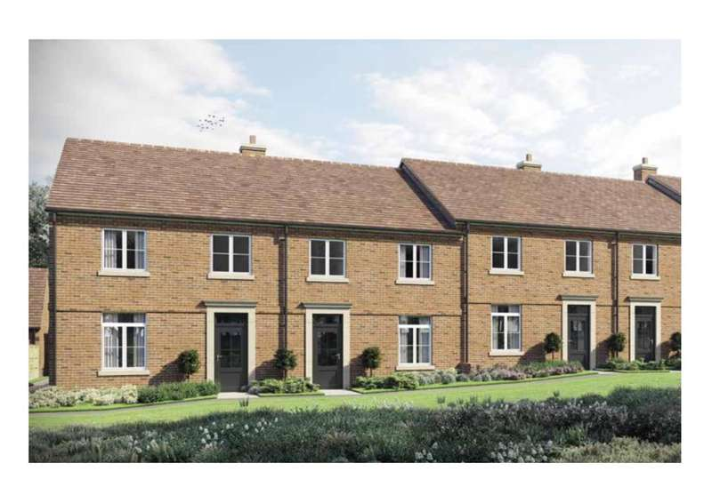 3 Bedrooms Mews House for sale in Albert Row, King Edward VII Estate, Kings Drive, Midhurst