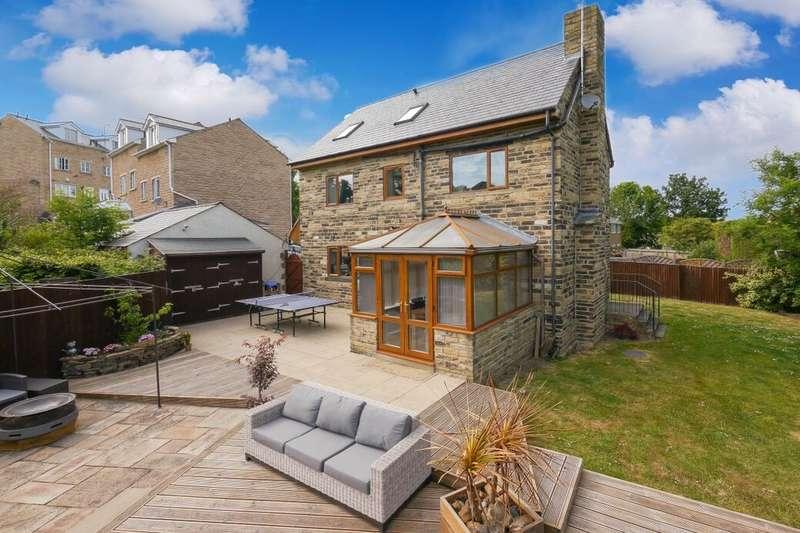 5 Bedrooms Detached House for sale in Belle Vue Close, Bradford, BD10