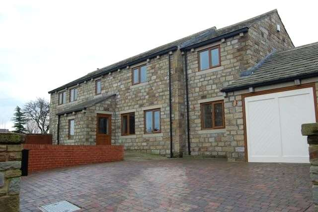 4 Bedrooms Barn Conversion Character Property for rent in Prospect Square, Skelmanthorpe, HD8