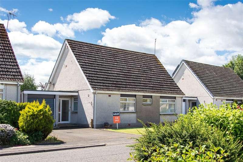 3 Bedrooms Detached House for sale in 29 Springwood Bank, Kelso, Scottish Borders, TD5