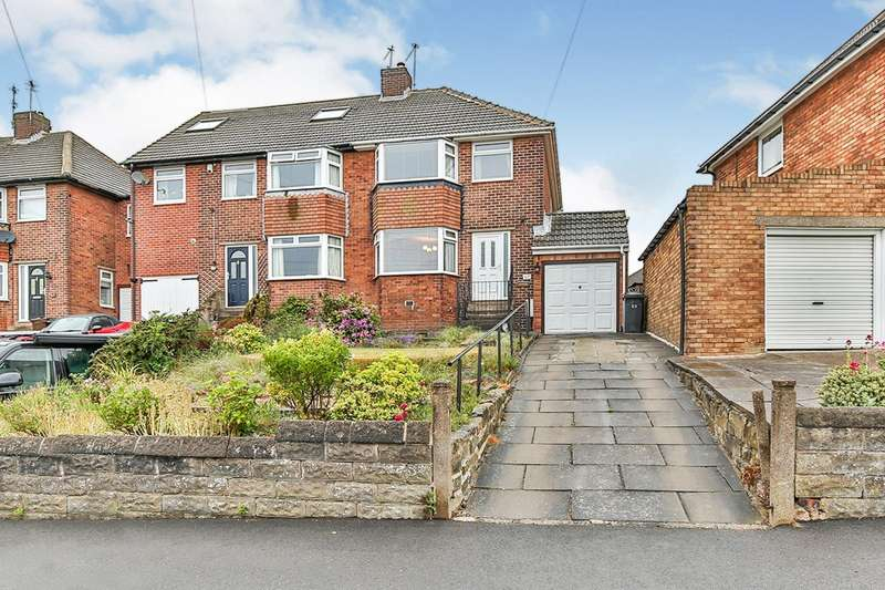 3 Bedrooms Semi Detached House for sale in Charnock Dale Road, Sheffield, S12