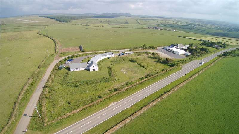 6 Bedrooms Equestrian Facility Character Property for sale in St. Kitts Herbery, Starapark, Camelford, PL32