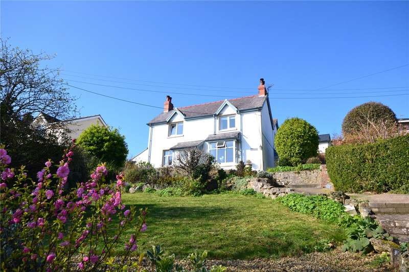 4 Bedrooms Detached House for sale in Bryn Gwynt Lane, Penrhynside, Llandudno, Conwy, LL30