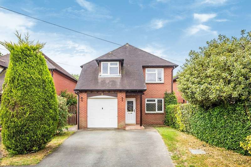 4 Bedrooms Detached House for sale in Inglis Road, Oswestry, Shropshire, SY11