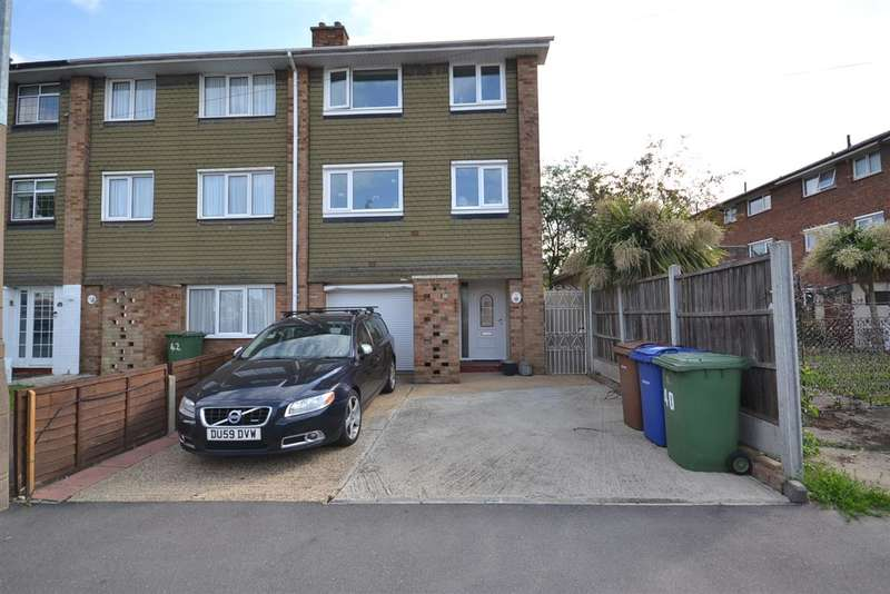 4 Bedrooms Town House for sale in Cedar Road, Chadwell St.Mary