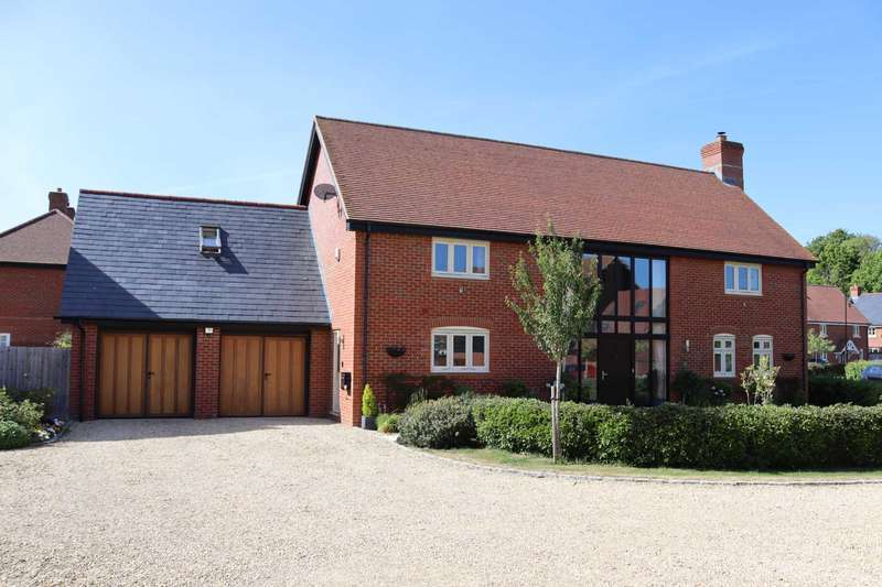 4 Bedrooms Detached House for sale in Pooles Meadow, Ogbourne St George