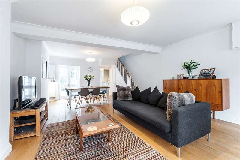 4 Bedrooms House for sale in Leconfield Road, London, N5