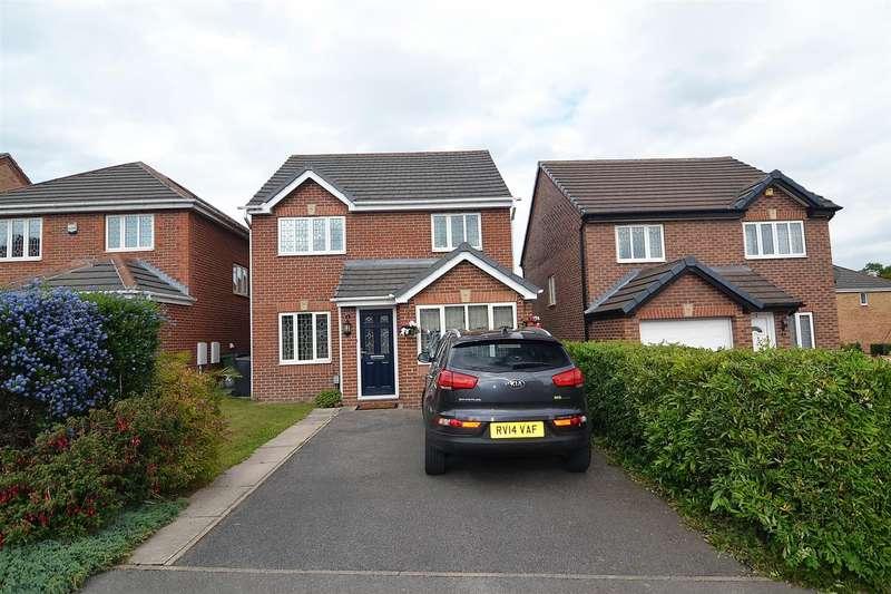3 Bedrooms Detached House for sale in Fieldhead Way, Heckmondwike