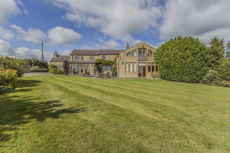 4 Bedrooms House for sale in Stringer House Lane, Emley, Huddersfield