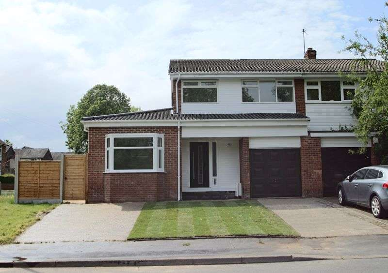 4 Bedrooms Property for sale in Overdale Road Romiley, Stockport