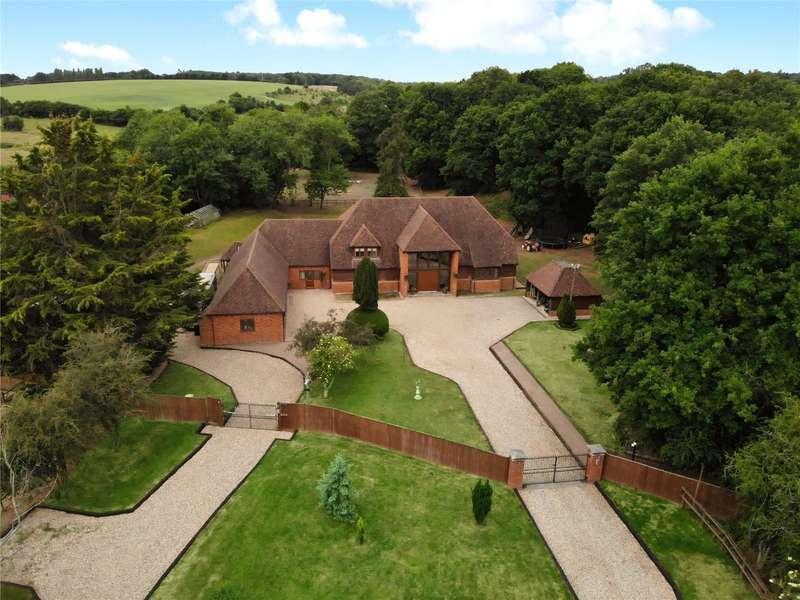 5 Bedrooms Property for sale in Tidmarsh, Reading, Berkshire