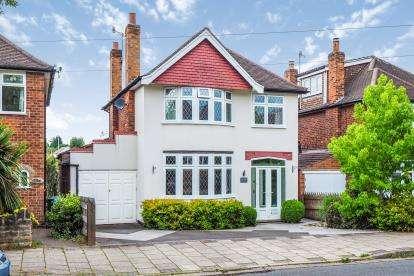 3 Bedrooms Detached House for sale in Repton Road, West Bridgford, Nottingham, Nottinghamshire